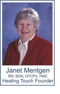 Janet Mengen, Healing Touch founder