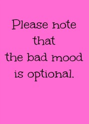 Graphic: Bad mood optional