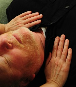 Hands-on energy healing