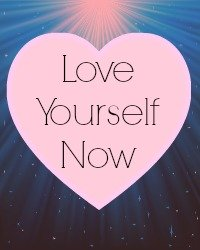 Love Yourself Now graphic