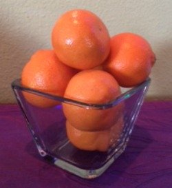 Frangrance-rich clementines