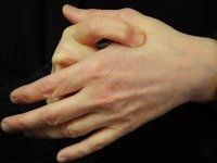 Hoku Point, acupressure point for pain relief
